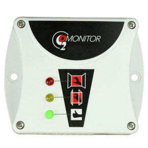 Monitor de calidad de aire / dióxido de carbono