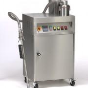 Filter King FK-2000 para freidoras <300 litros, funcionamiento bypass.